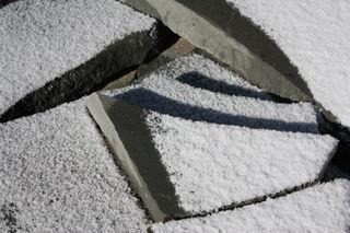 SnowOnStone